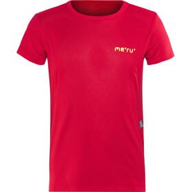 Meru Pisa T-shirt Børn, tango red
